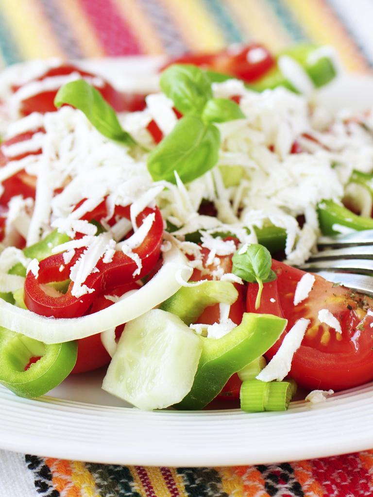 Ukusno i zdravo: Šopska salata