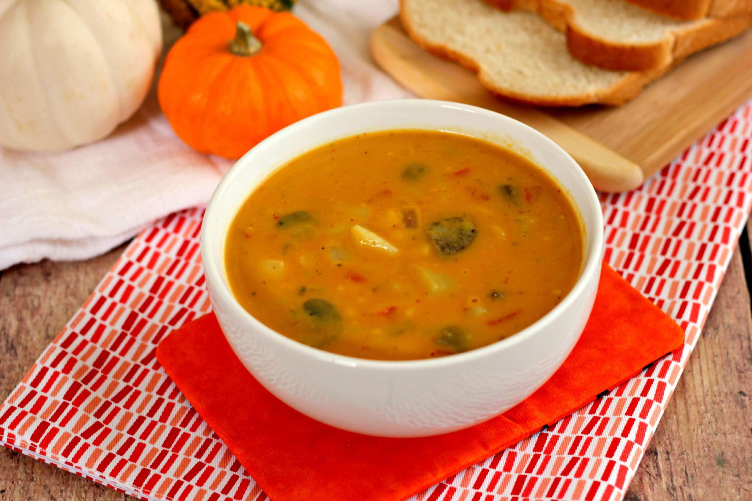Lagano i zdravo: Supa s povrćem