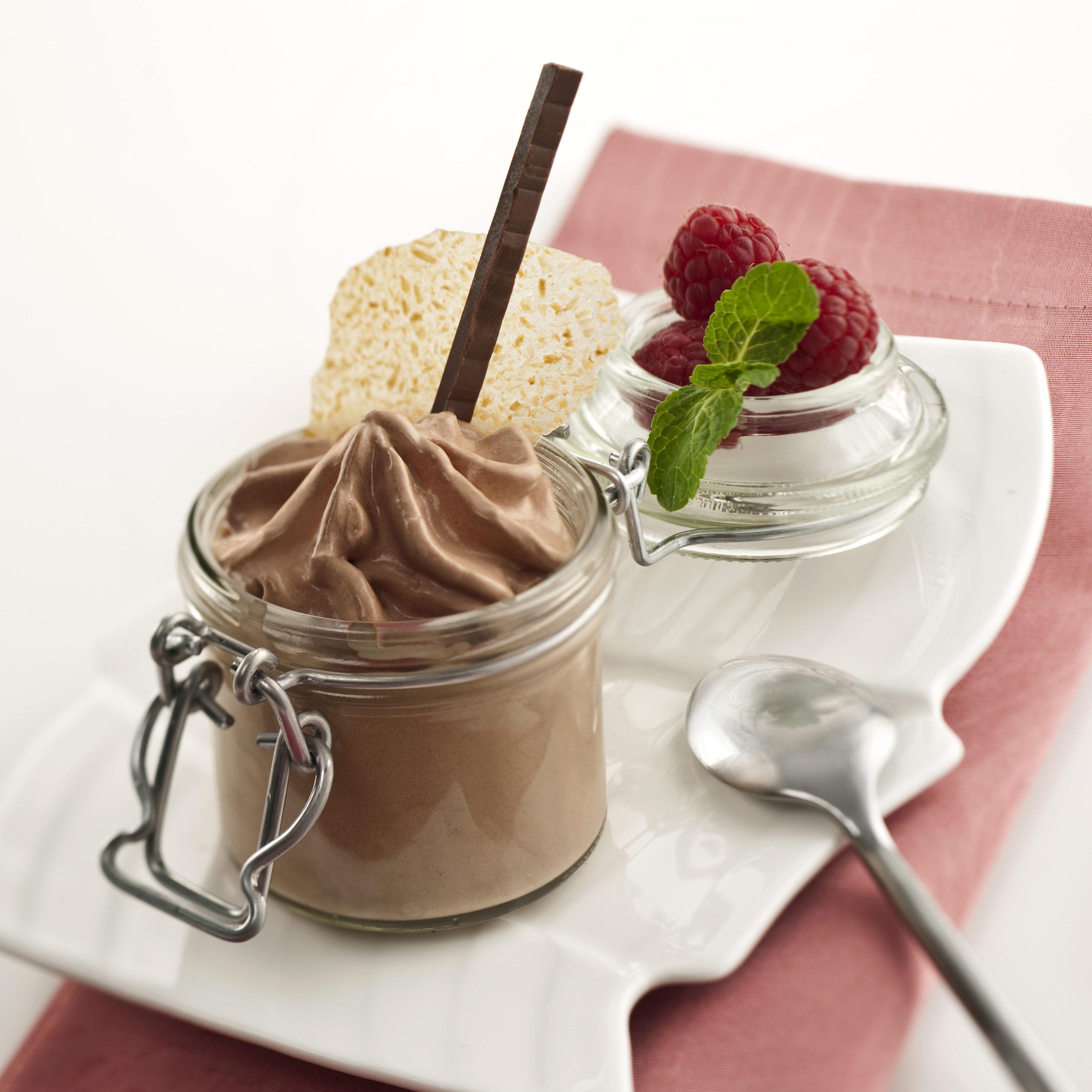 Čokoladni mousse za desert