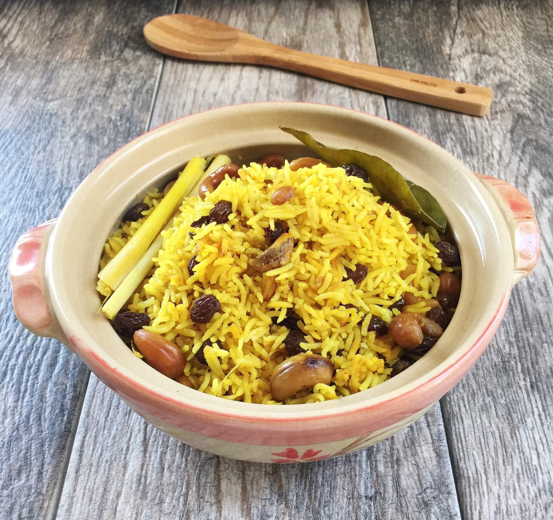 Basmati riža za ručak