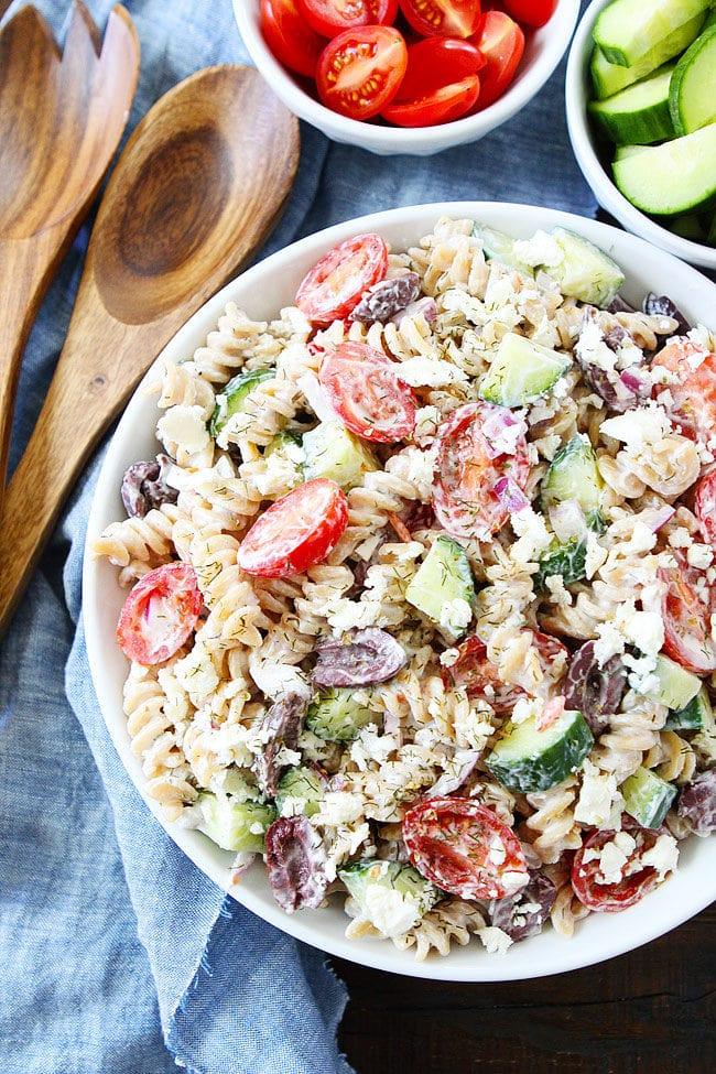 Lagana salata za vruće ljetne dane