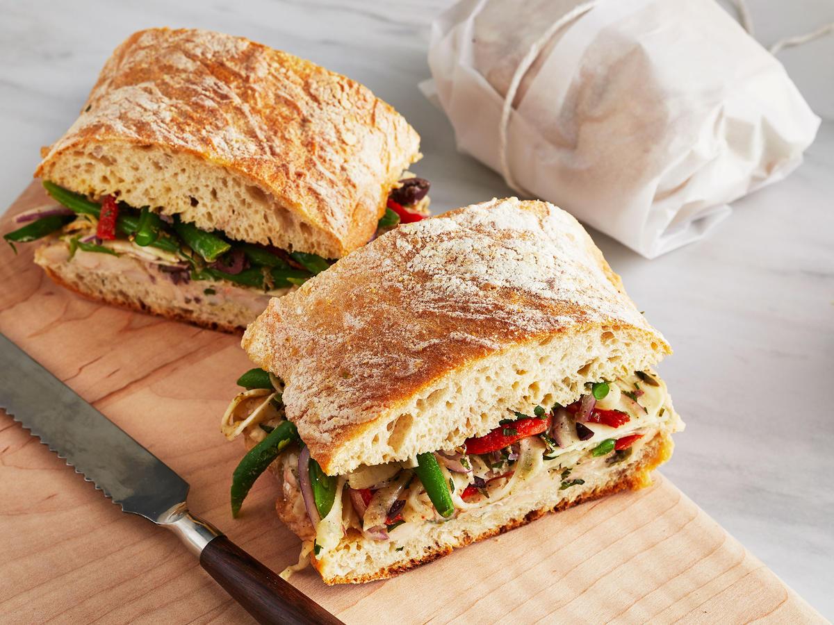 Ukusni i topli sendviči