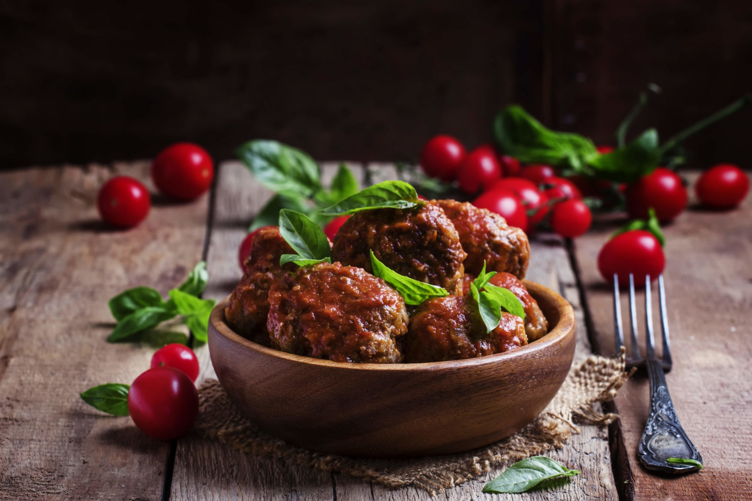Specijaliteti sa paradajz sosom: Sočne ćufte